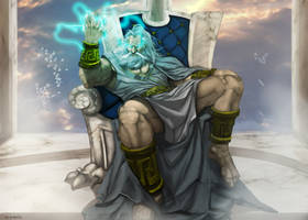 Zeus by Aracubus