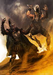 Ares vs Ares