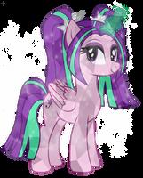 Princess Aria Blaze by MixiePie