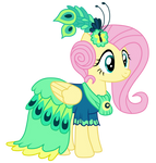 Gala Dress - Fluttershy