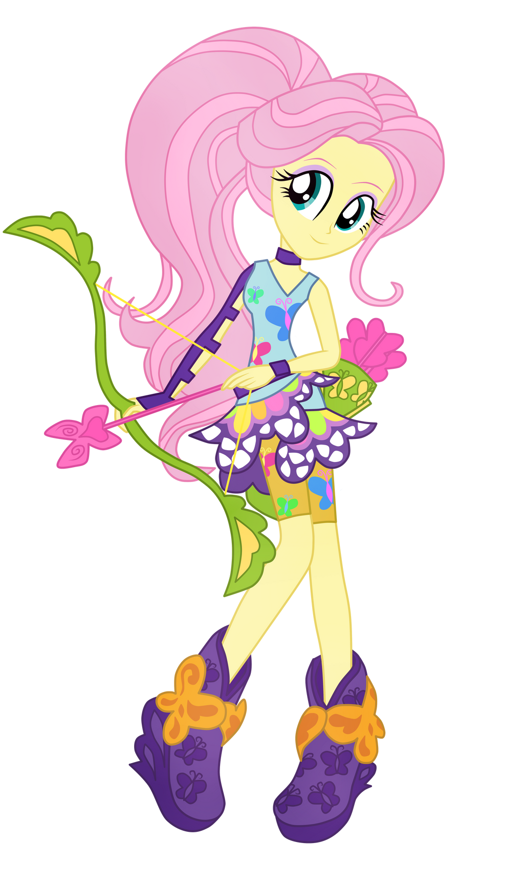 Image - Friendship Games Sporty Style Fluttershy doll