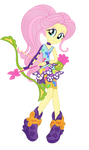 Fluttershy - Friendship Games