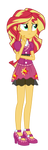 Sunset Shimmer - Friendship Games by MixiePie