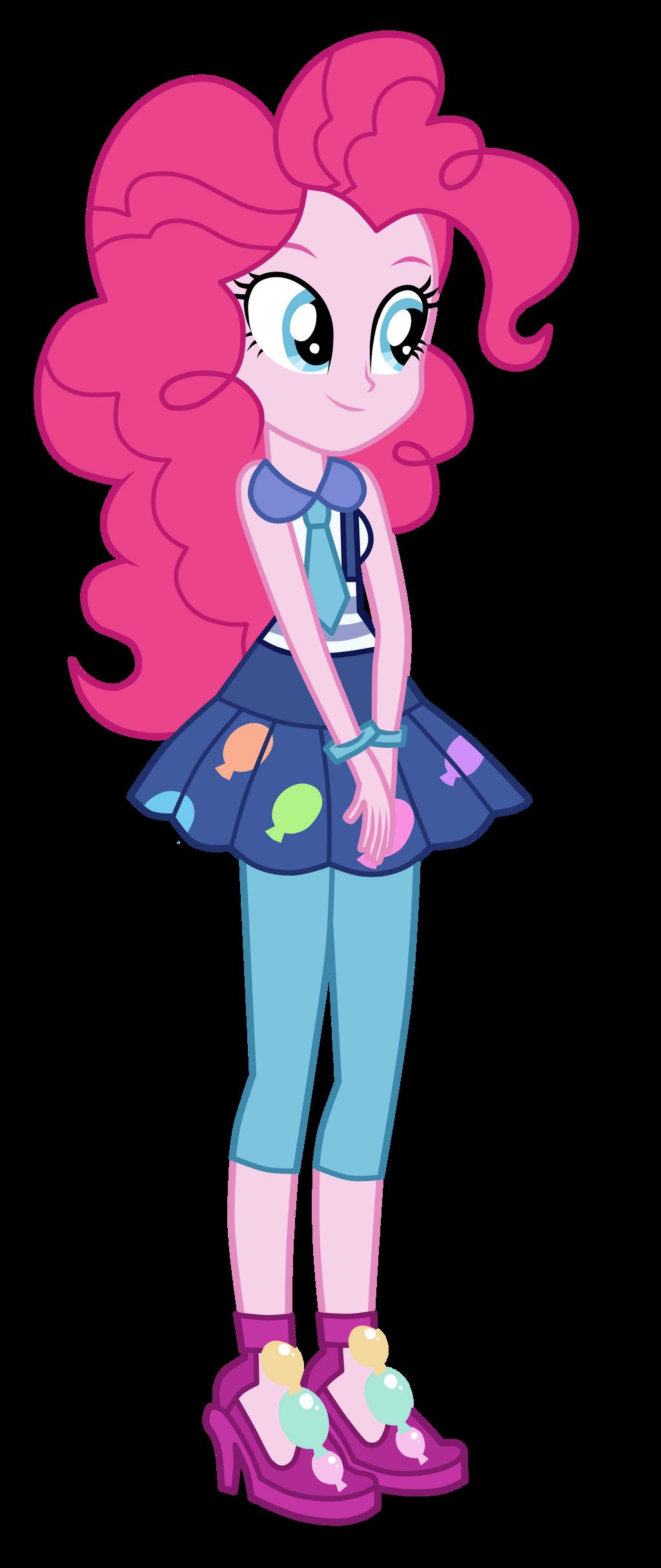 Pinkie Pie - Friendship Games by MixiePie on DeviantArt