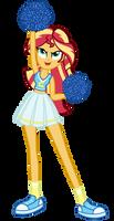 Cheerleader Sunset Shimmer
