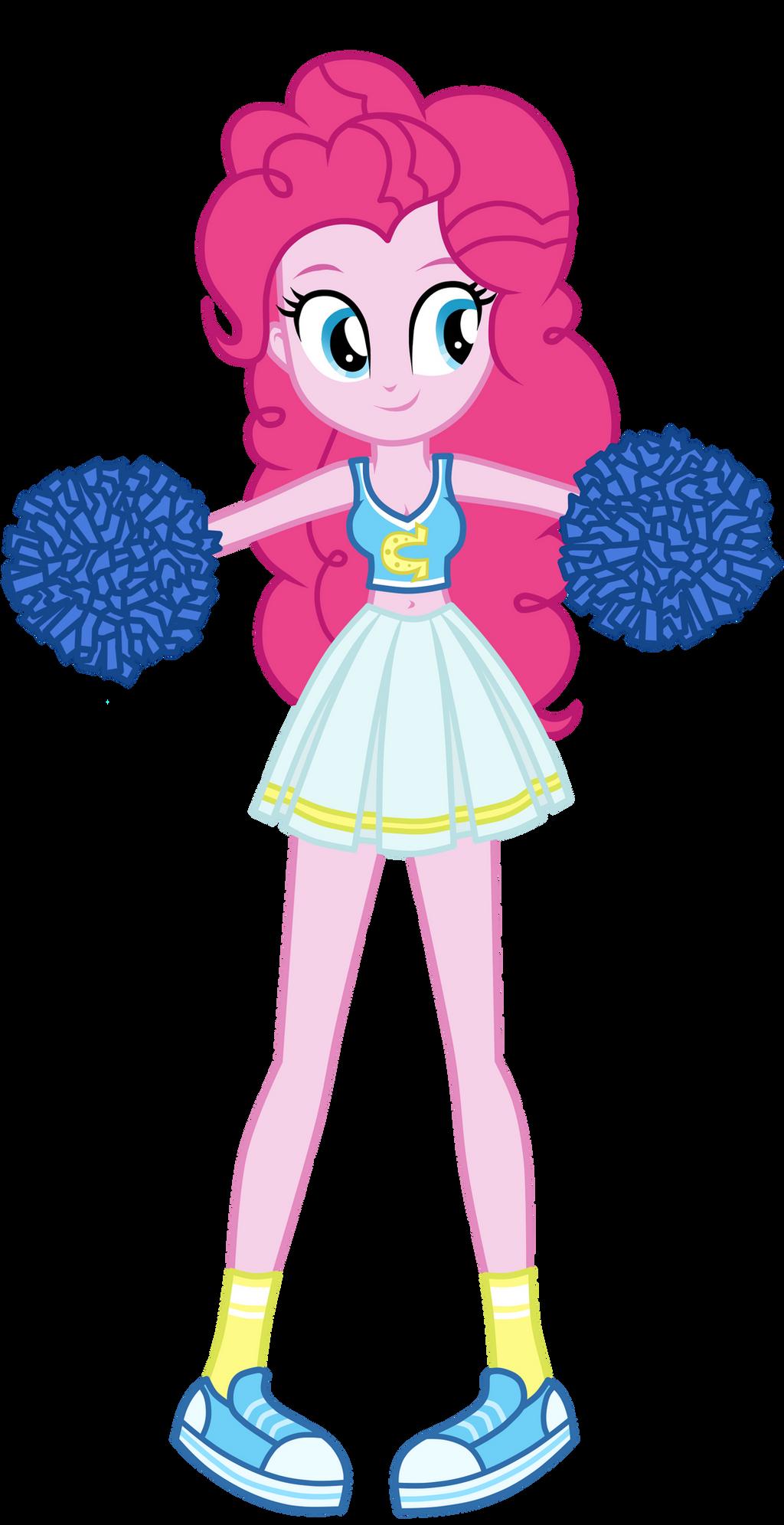Cheerleader Pinkie Pie By MixiePie On DeviantArt