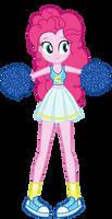 Cheerleader Pinkie Pie