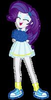 Cheerleader Rarity by MixiePie