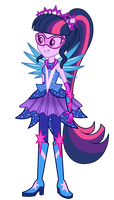 [Legend of Everfree] Twilight Sparkle by MixiePie