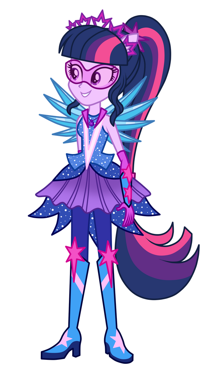 [Legend of Everfree] Twilight Sparkle by MixiePie on ...