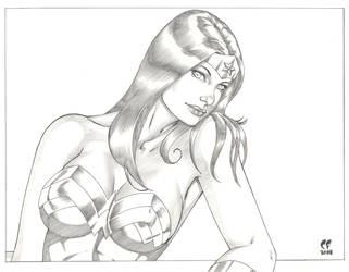 Wonder Woman_ Shades of Grey by daikkenaurora