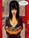 Elvira Trick or Treat