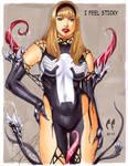 Gwen Stacy Venom