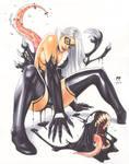 Black Cat She Venom