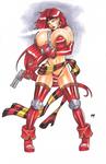 Red Monika Commission