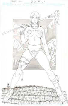 Tomb Raider 'Jungle Bunny'
