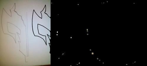 Evolucion - Simbolo del Dragon Negro