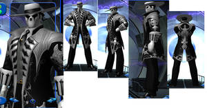 Gentleman Calder Composite