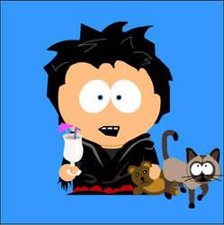 Dark Ether South Park version by Dark-Ether