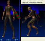 Meer Cat composite screenshot by Dark-Ether
