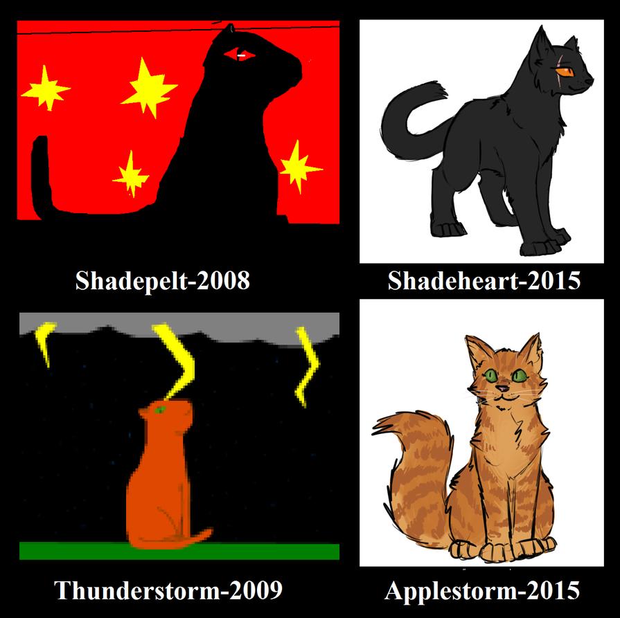 Warrior Cat Ocs Names