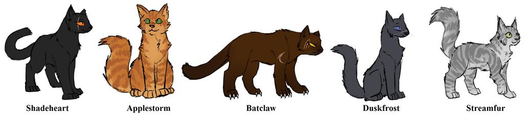 Warrior Cat Names Tumblr