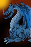 Dragon by ParnyGG