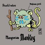 Mangrovian Mankey