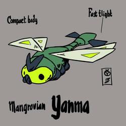 Mangrovian Yanma