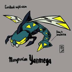 Mangrovian Yanmega