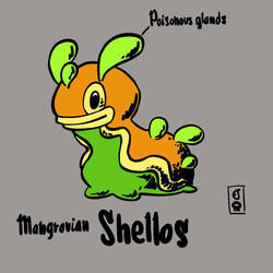 Mangrovian Shellos