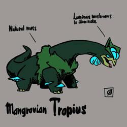 Mangrovian Tropius