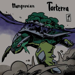 Mangrovian Torterra