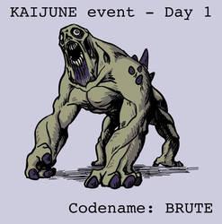 KAIJUNE 2021 Day 1 - Brute