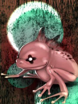 Thara Frog Card Re-Design