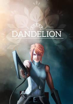 Dandelion Comic Promo Cover