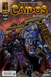 Los Caidos #33 Cover