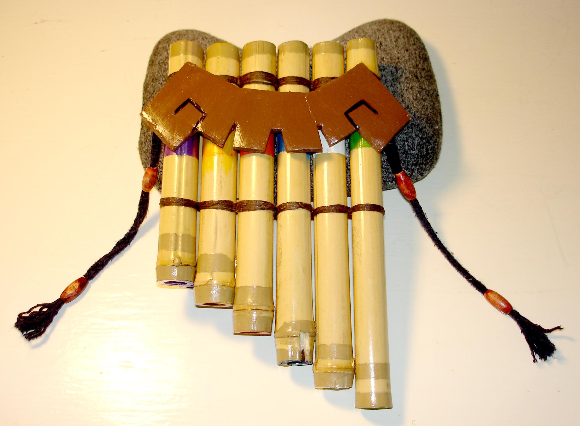 Spirit Flute by sah24