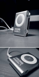 Engraved iPod by dblg