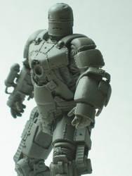 iron man mark 1 by 9pins