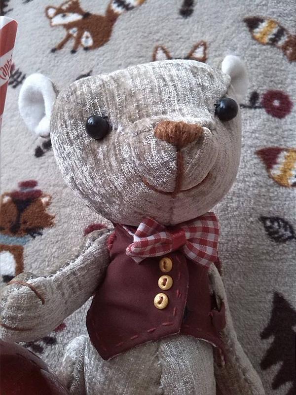 Sir Edward the Bear 2 by neszer