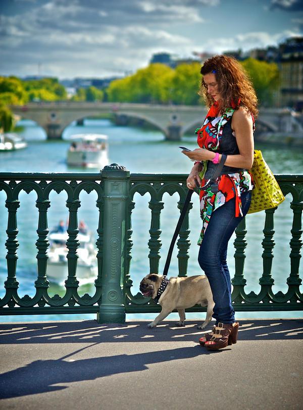 Bonjour Parisian by Nile-Paparazzi