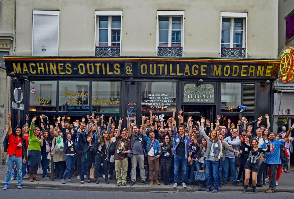 Paris Official devMEET 2012 by Nile-Paparazzi