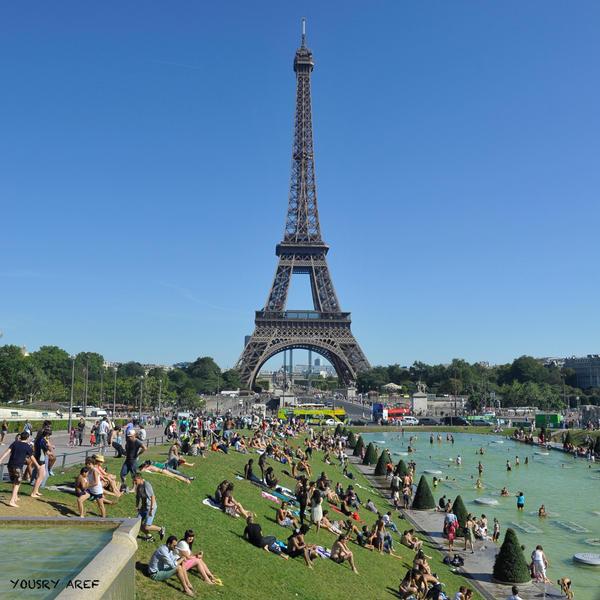 Hot Paris by Nile-Paparazzi