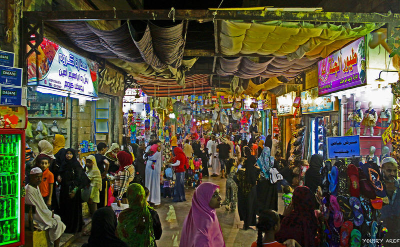 The old Market by Nile-Paparazzi