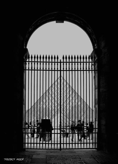 Bonjour Paris by Nile-Paparazzi