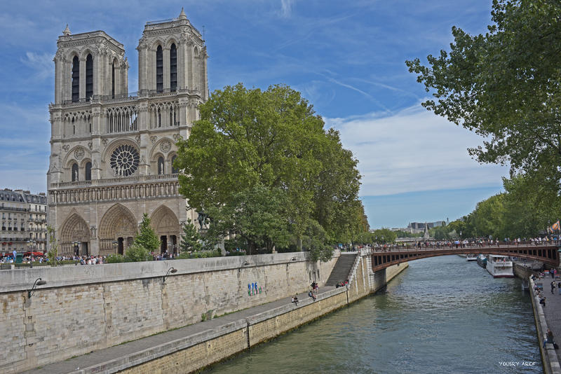 Notre Dame by Nile-Paparazzi