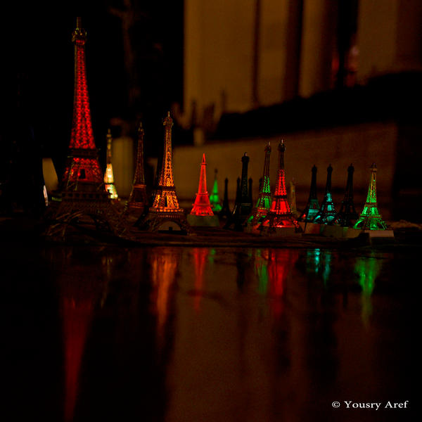 Le nuit blanche by Yousry-Aref