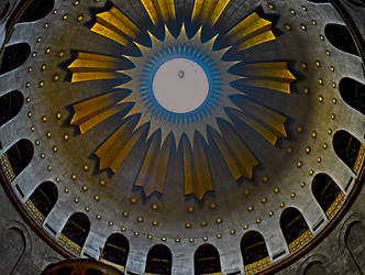 Church of the Holy Sepulchre by Yousry-Aref