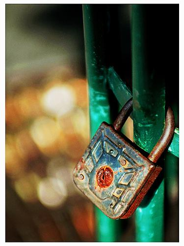 Locked by Nile-Paparazzi